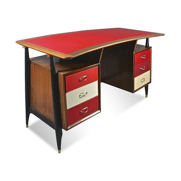 Mid-Century Desks & Storage