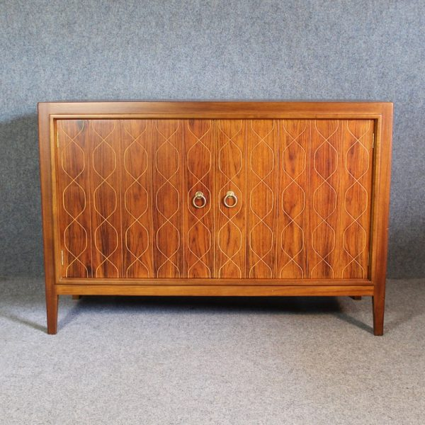 A 1950's Gordon Russell Double Helix Sideboard